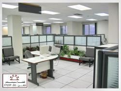 طراحی و اجرای دکوراسیون اداری ومبلمان