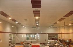 سقف کاذب - کفپوش - ژئوممبران - PVC.HDPE