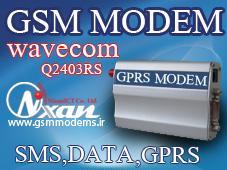 ویوکام - Q2403 -GSM MODEM WAVECOM