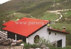 مشاوره ، طراحی و اجرای  سقف های شیروانی