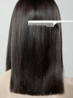 صاف کننده مو های فر و زبر