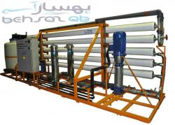 سازنده دستگاههای آب شیرین کن صنعتی RO