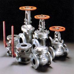 لوله و اتصالات فولادی ، اتصالات ، شیرآلات