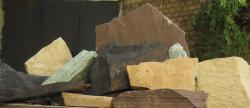 سنگ مالون ورقه ای بدون واسطه