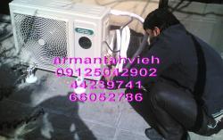 نصب و شارژ گاز کولر گازی جنرال 09125042902