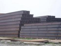 تیرآهن هاش /تیرآهن بال پهن /تیراهن صنعتی