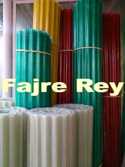 فروش انواع ورق فایبرگلاس ، ورق ایرانیت و لوله دودکش