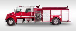 بزرگترین تولید کننده خودرو آتش نشانی