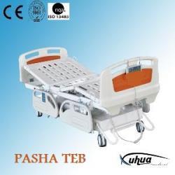 تخت بیمار برقی صندلی شو 16حالته (فروش ویژه ) 10%