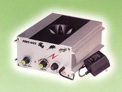 دستگاه فراری دهنده موش,حشرات وپرندگان- صنعتی مدلTM315