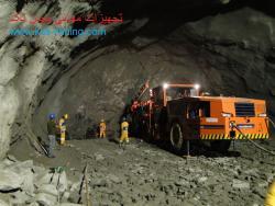 تجهیزات معدنی ، لوازم معدنی و حفاری