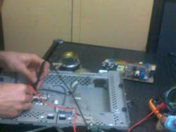 آموزش تخصصی تعمیرات مانیتور و تلویزیون