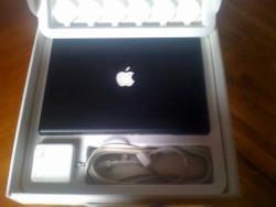 apple macbook black core2dou  ugh