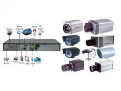 تعمیر و عیب یابی سیستم های دوربین مداربسته آنالوگ و دیج