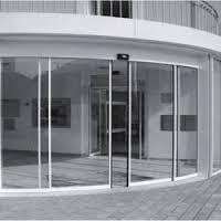 دربهای اتوماتیک شیشه ای