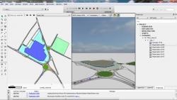 آموزش و فروش نرم افزار شبیه ساز ترافیکی Aimsun 6.0.5