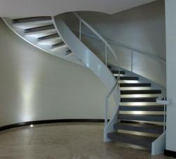 پله گرد،پله پیچ،پله دوبلکس