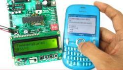 کنترل از طریق sms  با ماژول sim900