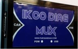 آیکو دیاگ اصلی ایرانخودرو  IKCO DIAG