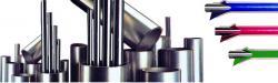 فروش میل کروم ولوله سیلندری وورق آلیاژیMO40,CK45,SPK,