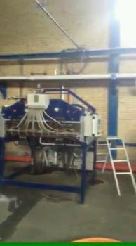 ماشین الات تولید ظروف فومی،گیاهی،پلاستیکی