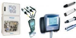 سنسورهای آنلاین PH, EC هدایت الکتریکی، کدورت ، کلر TSS