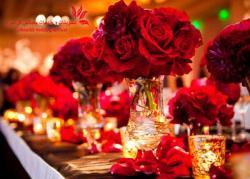 تشریفات و خدمات مجالس گل سرخ