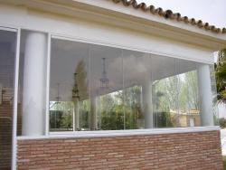 شیشه بالکن پارس-بالکن شیشه ای-شیشه ریلی
