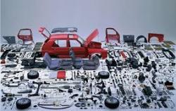 مواد پلیمری جهت تولید قطعات خودرو , لوازم وقطعات یدکی
