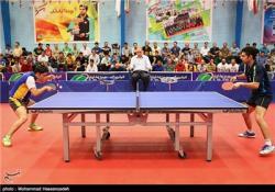 کلاس آموزش پینگ پنگ تنیس روی میز در تهران