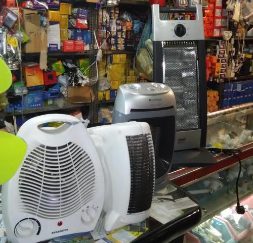 فروش انواع بخاری برقی