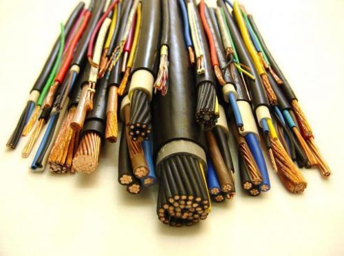 پخش سیم و کابلهای ساختمانی ، مفتول، افشان و کابلهای تخص