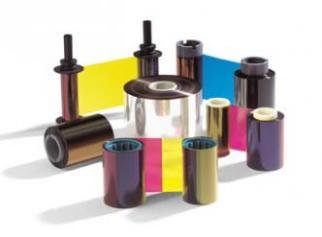 انواع ریبون و کارت چاپگرهای کارت PVC