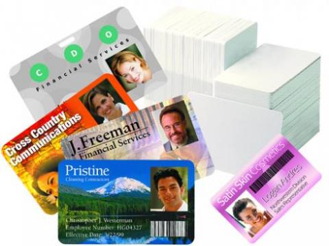 چاپ کارت ,کارت پی وی سی, چاپ کارت PVC