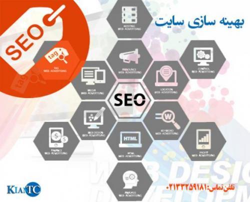 بالا اوردن  سایت در صفحه اول گوگل