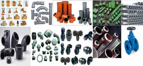 توزیع کننده لوله و اتصالات صنعتی