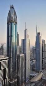 تور دبی هتل رز ریحان 4* تاپ ( دومین هتل بلند دنیا )