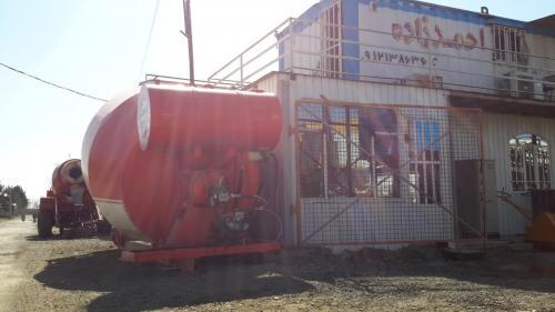 دیزل ژنراتور موتوربرق پمپ بتن بچینگ میکسر دامپر کمپکتو