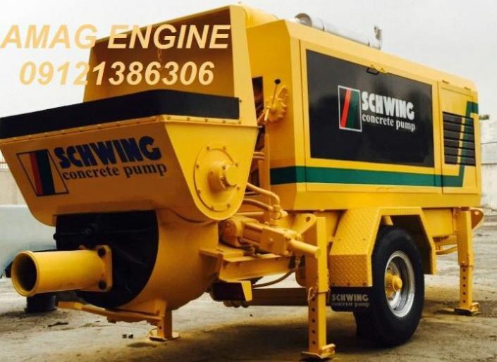 دیزل ژنراتور پمپ بتن بچینگ دامپر بتونیر غلطک موتوربرق - istgah.com ...سازنده پمپ بتن با ارائه لوازم و تعمیرات