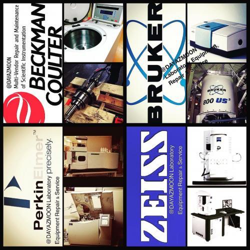 تعمیرات دستگاهها و تجهیزات آزمایشگاهی