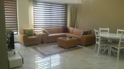 اجاره آپارتمان مبله درشمال تهران