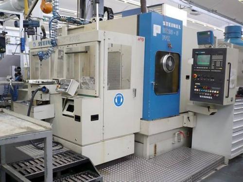 تعمیر و نگهداری و نصب ماشین آلات صنعتی CNC