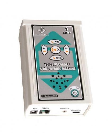 دستگاه ضبط مکالمات تک خط با کالر آی دی