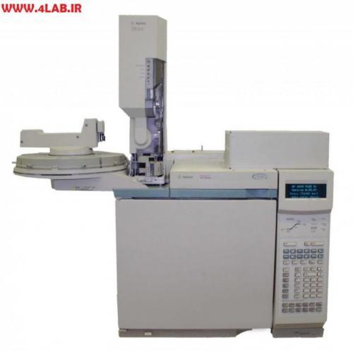 فروش دستگاه gc مدل 6890N ساخت کمپانی AGILENT