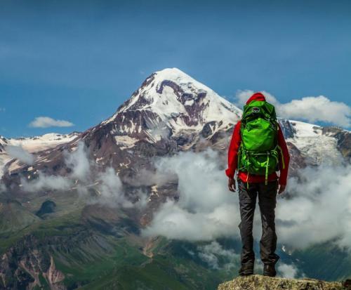 تور کوهنوردی کازبگی گرجستان
