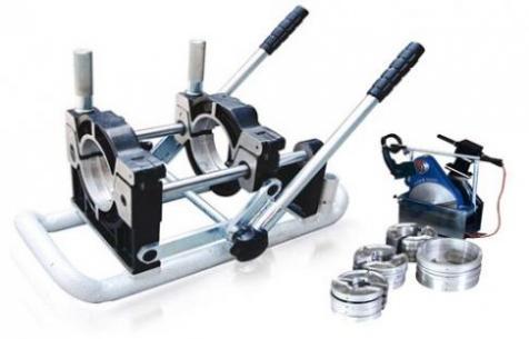 دستگاه جوش پلی اتیلن دستی 110 جینجر
