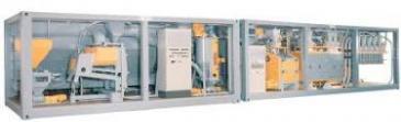 آسیاب کمپکت CMS اتریش - ماشین آلات آرد اتریشی