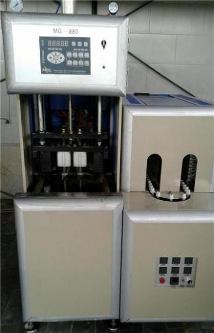 Blow molding machines, plastic injection and molding machine