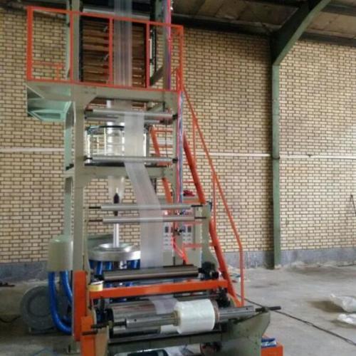 فروش و راه اندازی دستگاههای تولید نایلون ونایلکس(پلاست