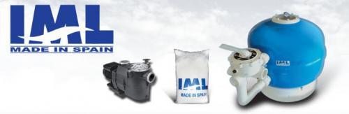 تجهیزات استخر پمپ و فیلتر IML اسپانیا